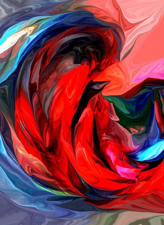 Abstract 020312 Digital Art by David Lane - photo #8