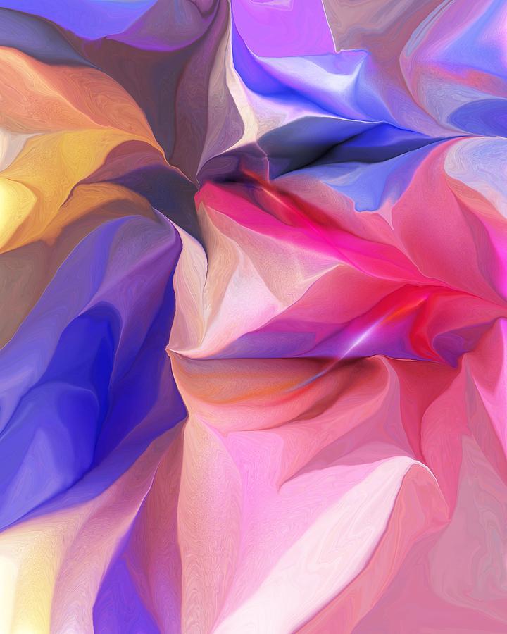 Abstract 060612a Digital Art