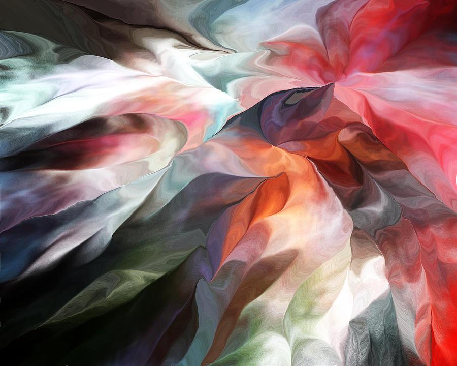 Fine Art Digital Art - Abstract 062612 by David Lane