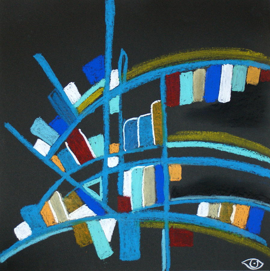 Abstract Painting - Abstract 71 by Sandra Conceicao