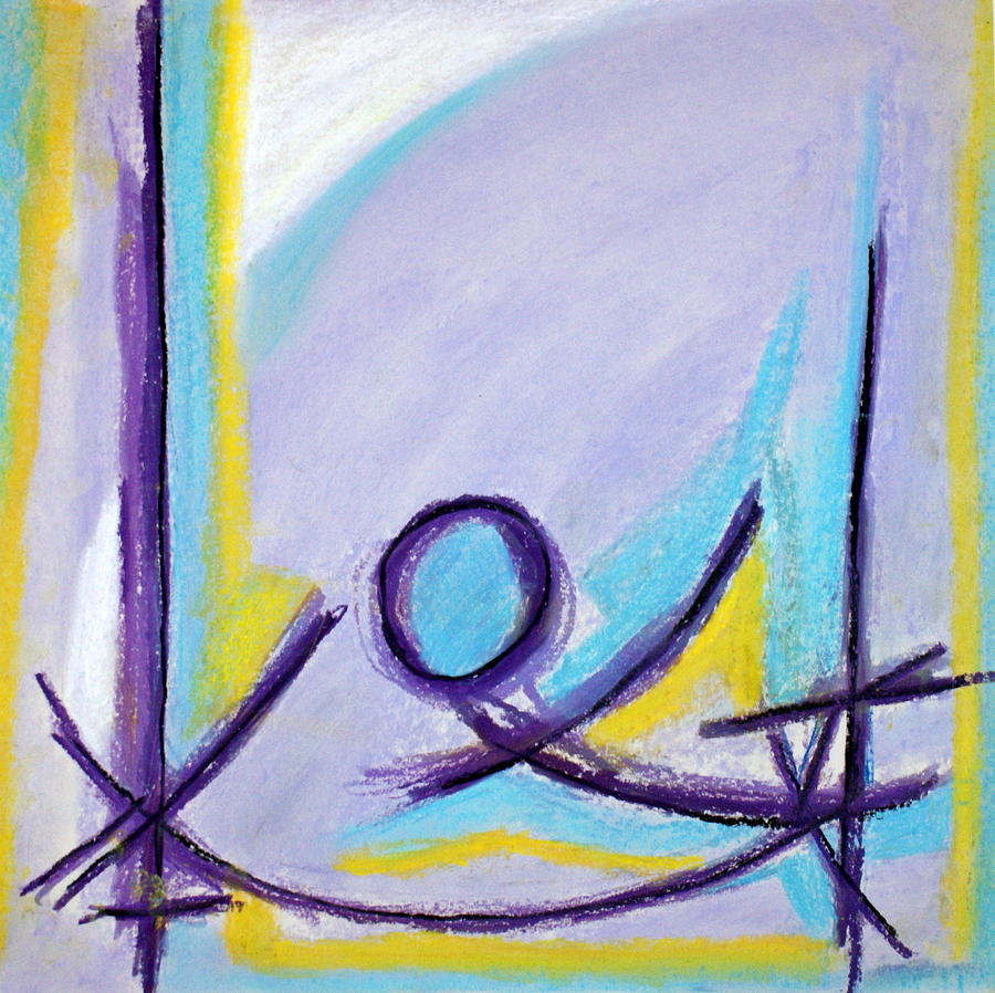Abstract Painting - Abstract 76 by Sandra Conceicao