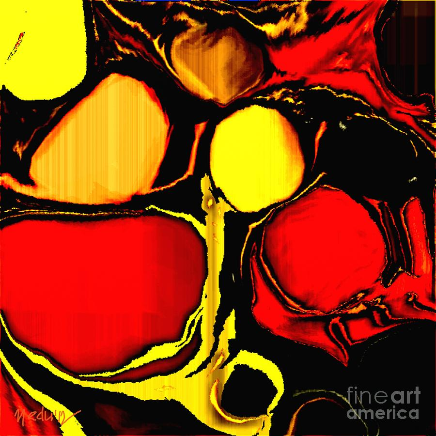 Paintings Painting - Abstract 760 by Nedunseralathan R