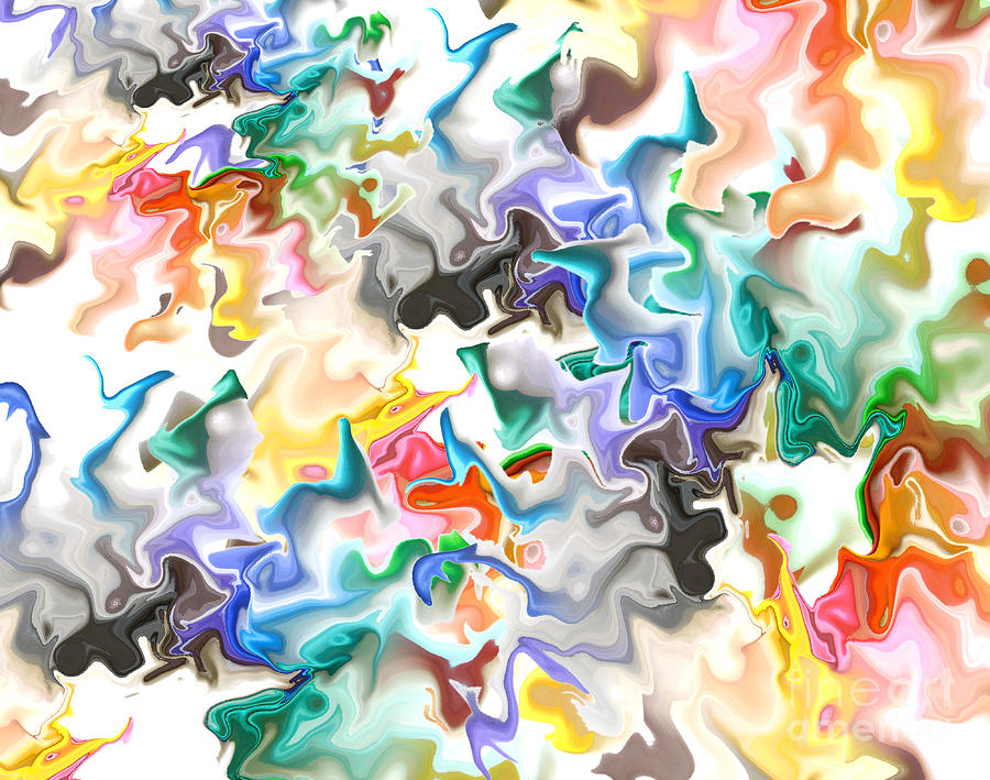 Abstract Photograph - Abstract Background by Rakratchada Torsap