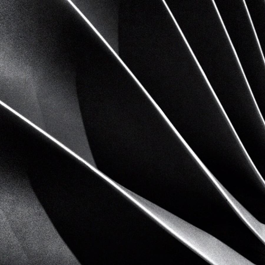 Engine Photograph - #abstract #bw #bnw by Ritchie Garrod