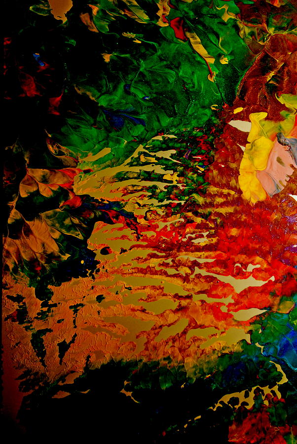 Abstract Colors Photograph by Gloria Warren