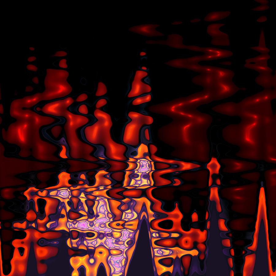 Abstract Fractals 1 Digital Art by Steve K