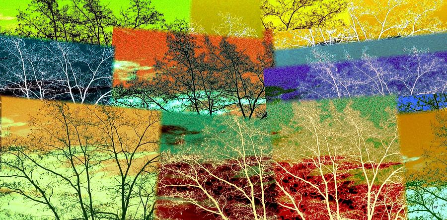Abstract Fusion 48 by Will Borden