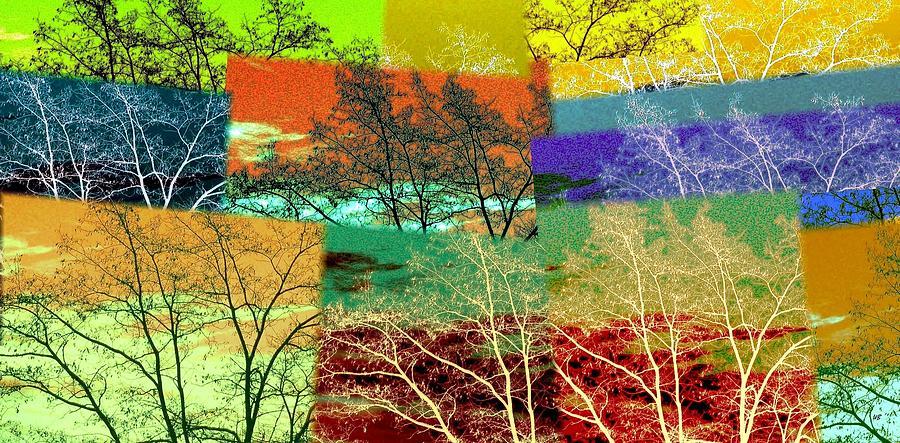 Abstract Fusion 48 Digital Art
