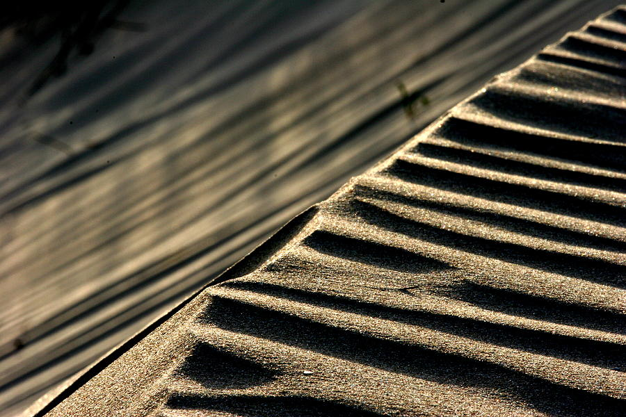 Abstract Photograph - Abstract Sand 1 by Arie Arik Chen