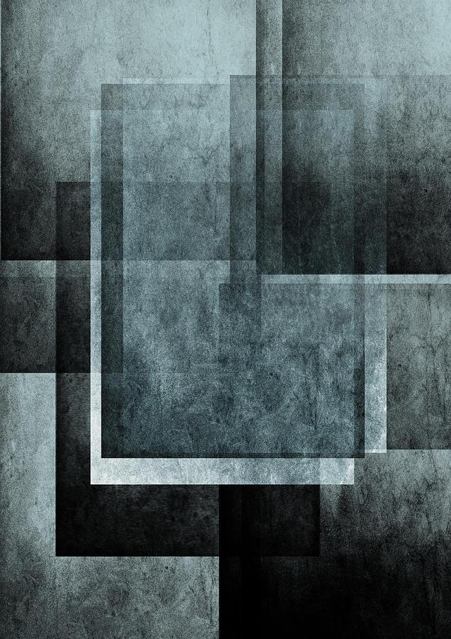 Abstraction Digital Art - Abstraction 1 by Maciej Kamuda
