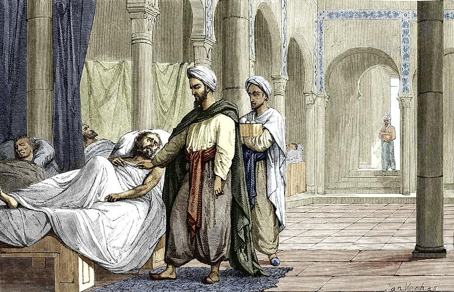 Abu Al-qasim Photograph - Abulcasis, Islamic Physician by Sheila Terry