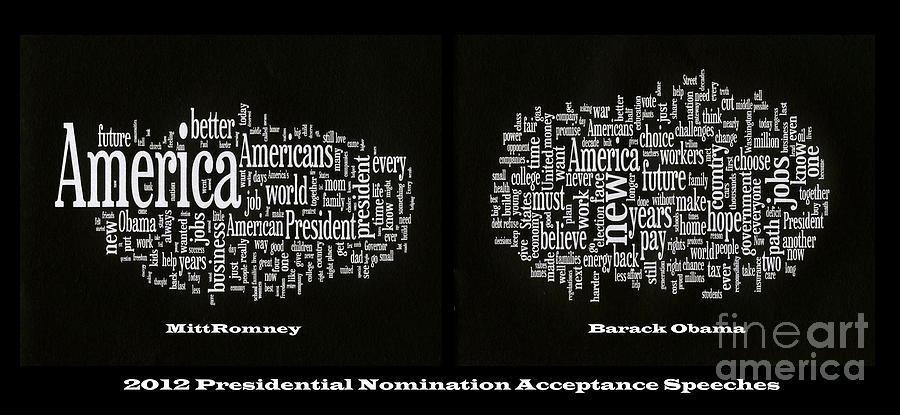 Acceptance Speeches Photograph - Acceptance Speeches by David Bearden