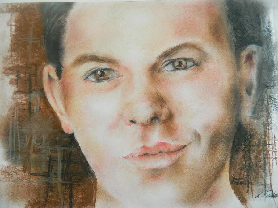 Adam Pastel by Lauren Brown