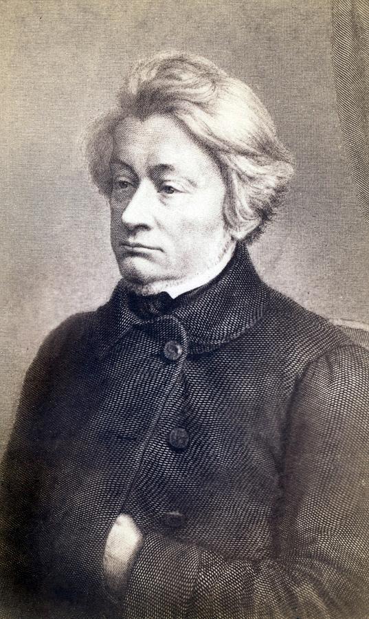 History Photograph - Adam Mickiewicz 1798-1855 Great Polish by Everett