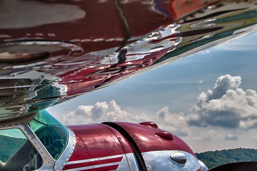 Antique Photograph - Aero Machine 5 by Nathan Larson