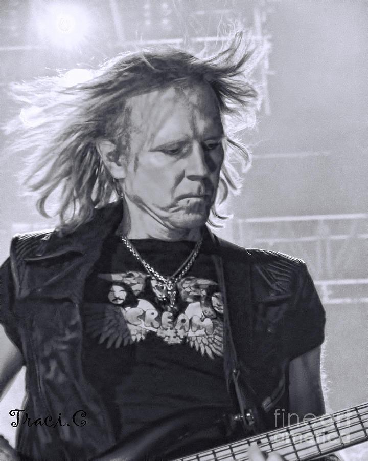 Steven Tyler Photograph - Aerosmith by Traci Cottingham