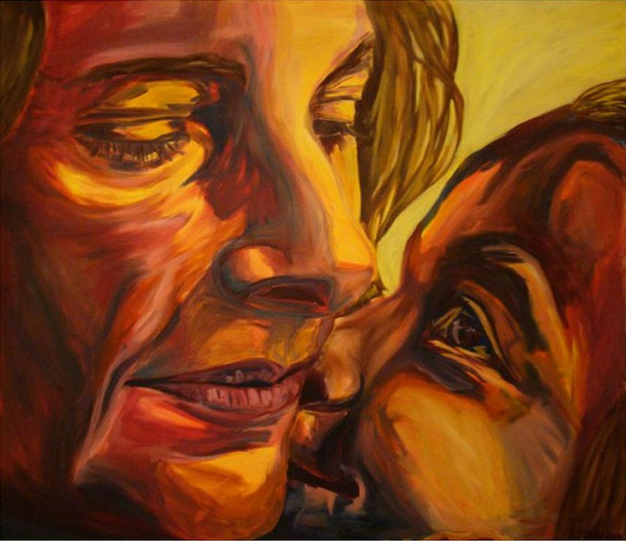 Affection Painting by Andrew Hench on