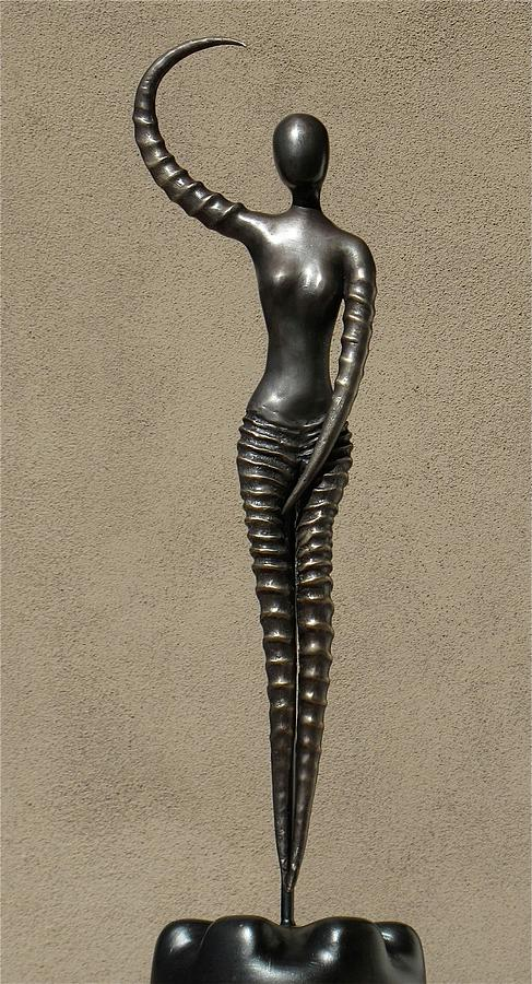 African Venus Sculpture - African Venus by Robert Hartl