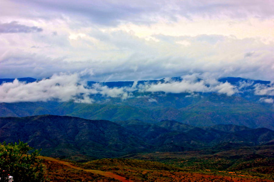 Clouds Photograph - After The Rain by Darvina Ventura