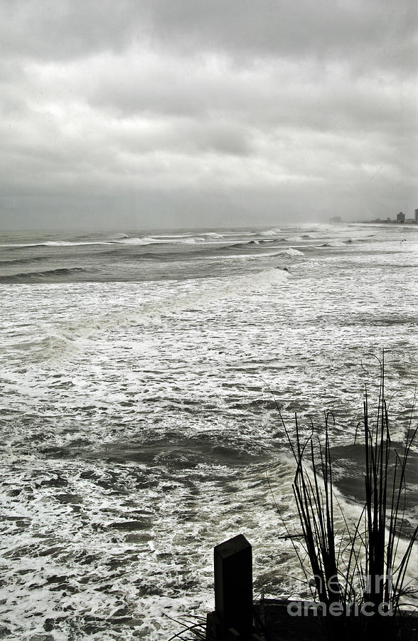 Atlantic City Photograph - After The Storm by Alise Caccese