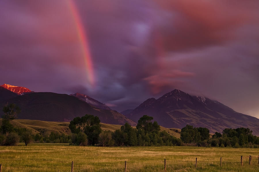 Rainbow Photograph - After The Storm by Andrew Soundarajan