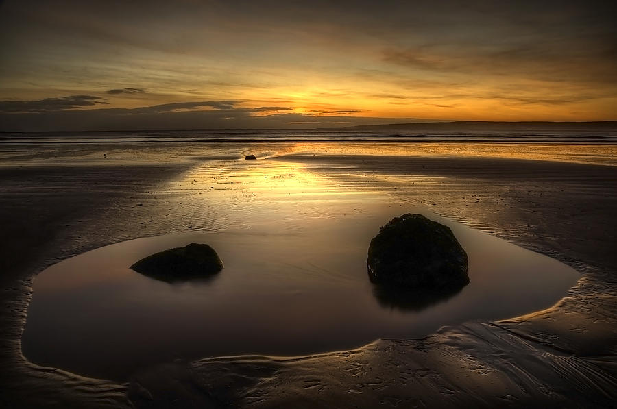 Bay Photograph - After Tide Out by Svetlana Sewell