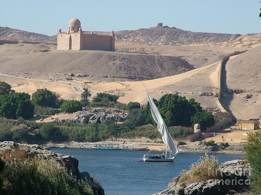 Aga Khan Mausoleum Egypt Photograph By Sheila Laurens
