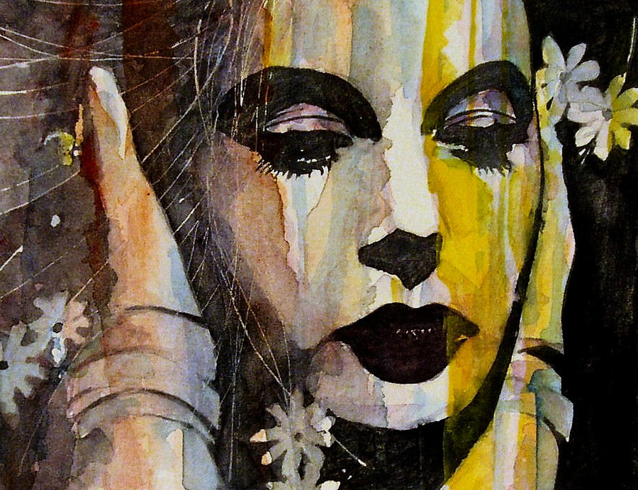 Love Painting - Agony and Ecstasy by Paul Lovering
