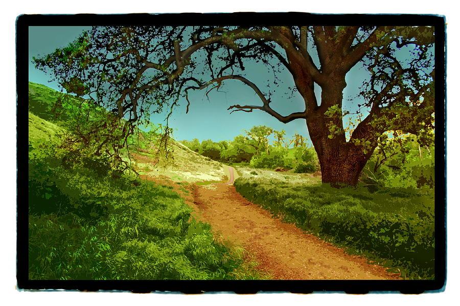 Ahmanson Ranch Digital Art - Ahmanson Ranch Calabasas 2 by Noah Brooks