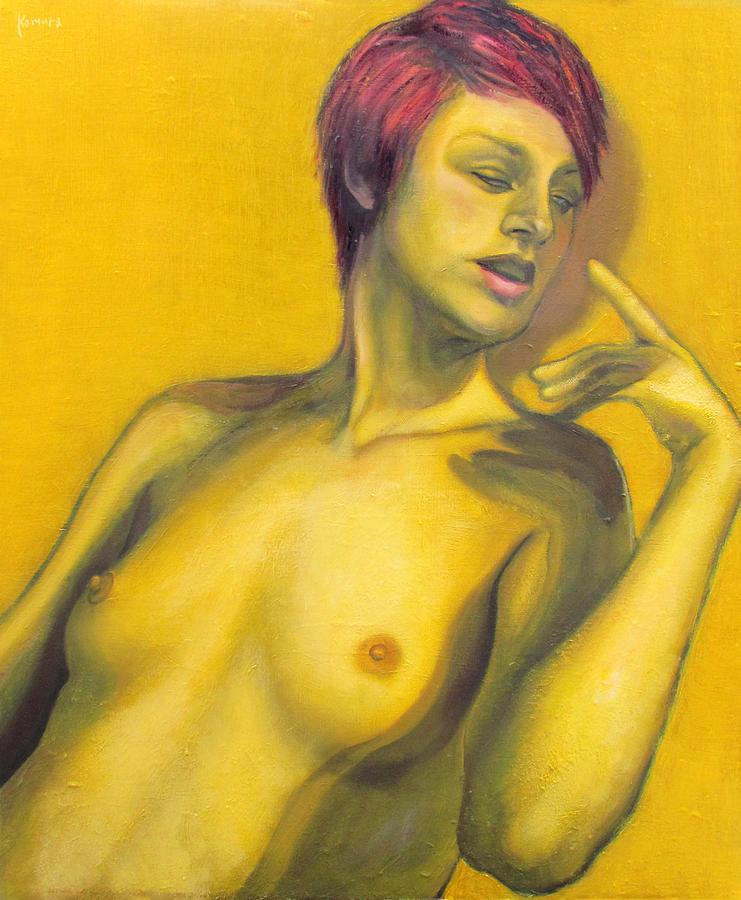 Aima Painting - Aima 5 by Yuki Komura