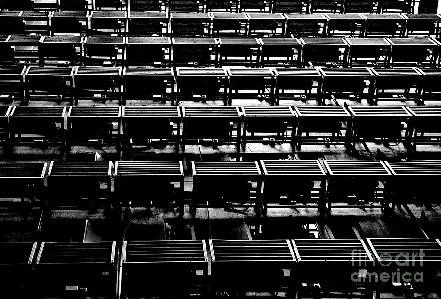 Air-con Photograph - Air-conditioned Nightmare by Dean Harte