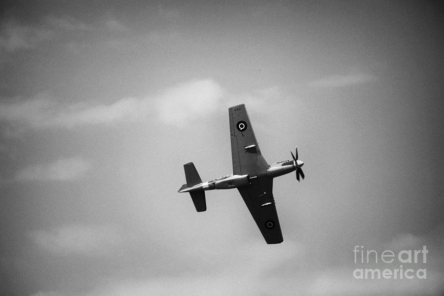Air Show Photograph - Air Show 1 by Darcy Evans