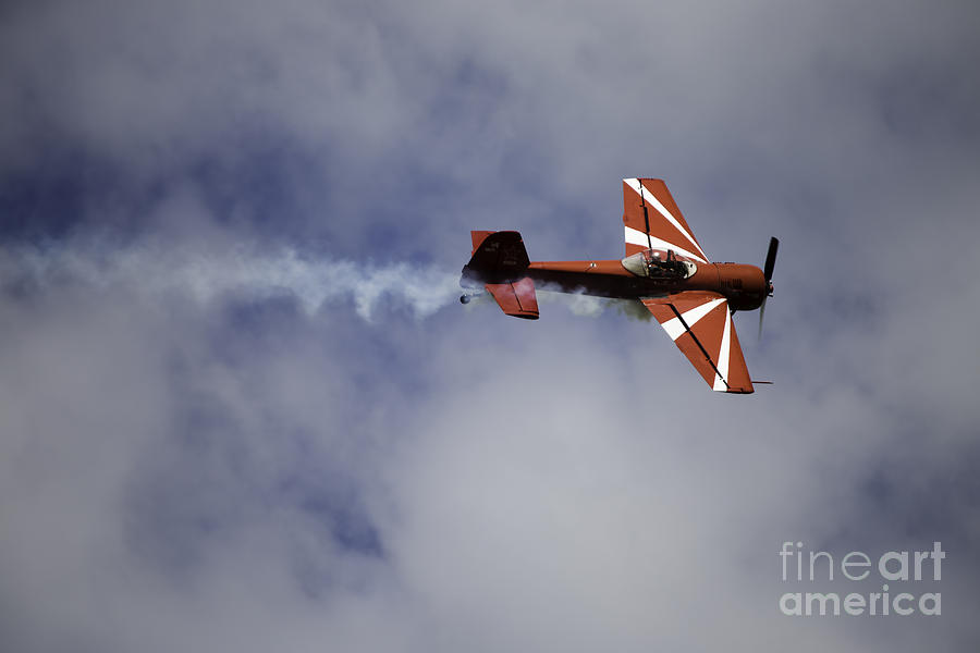 Air Show Photograph - Air Show 10 by Darcy Evans