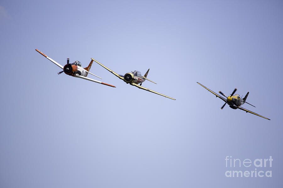 Air Show Photograph - Air Show 11 by Darcy Evans