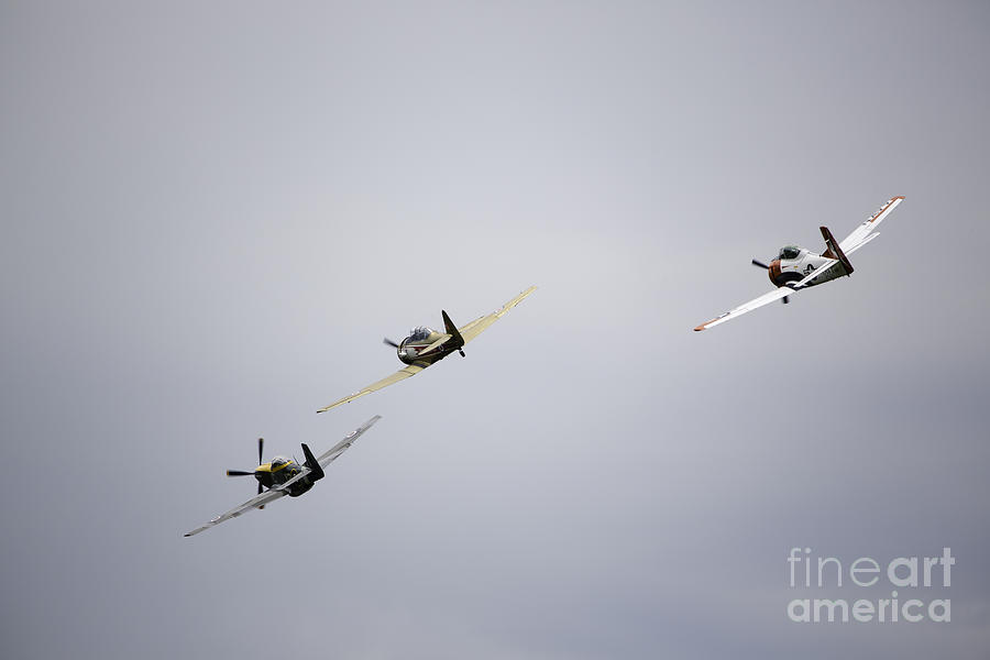 Air Show Photograph - Air Show 13 by Darcy Evans
