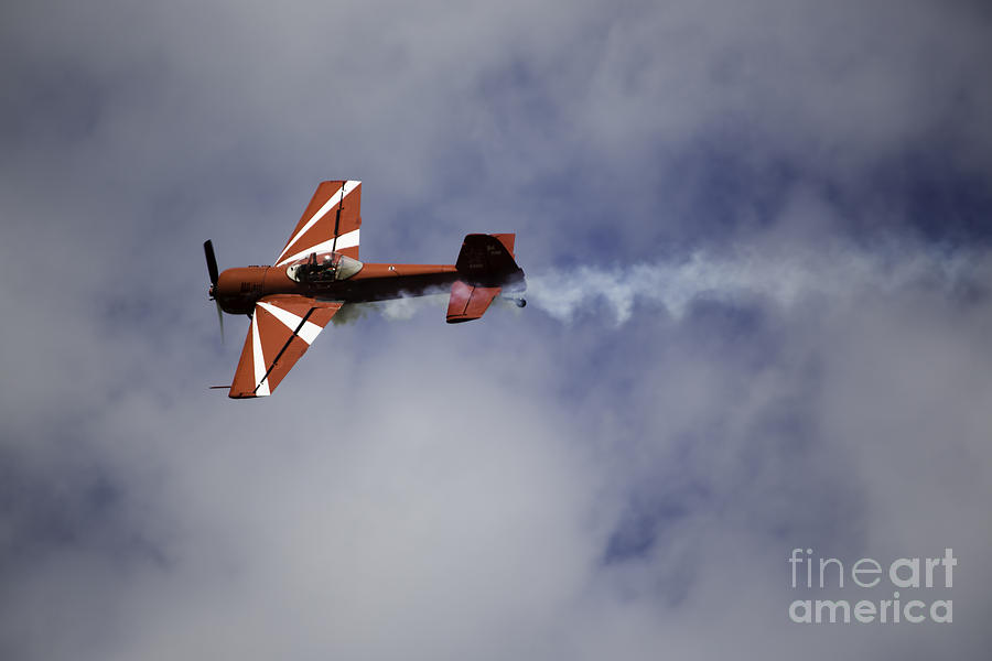 Air Show Photograph - Air Show 3 by Darcy Evans