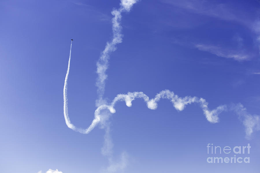 Air Show Photograph - Air Show 5 by Darcy Evans