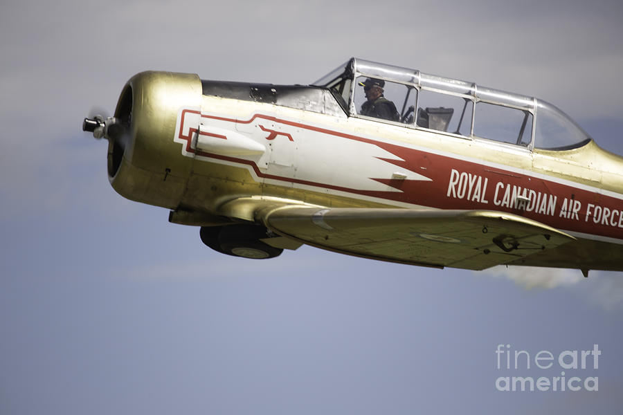 Air Show Photograph - Air Show 7 by Darcy Evans
