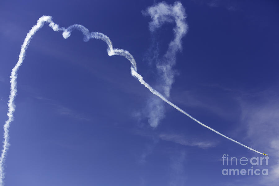 Air Show Photograph - Air Show 9 by Darcy Evans