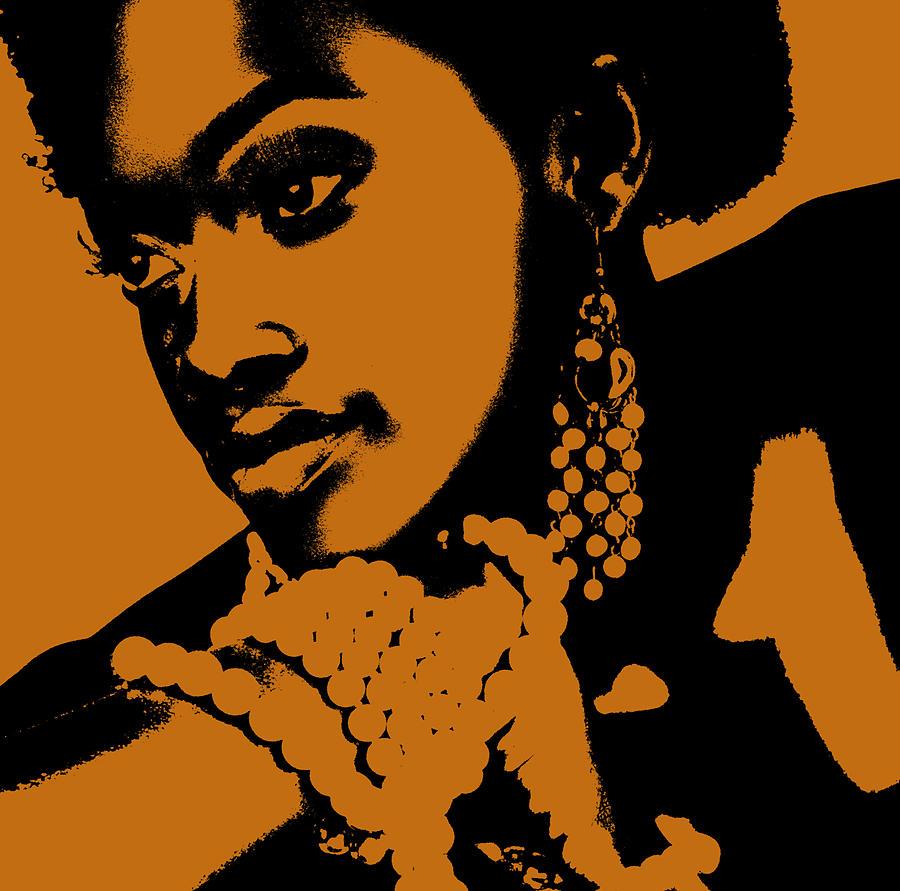African Photograph - Aisha by Naxart Studio