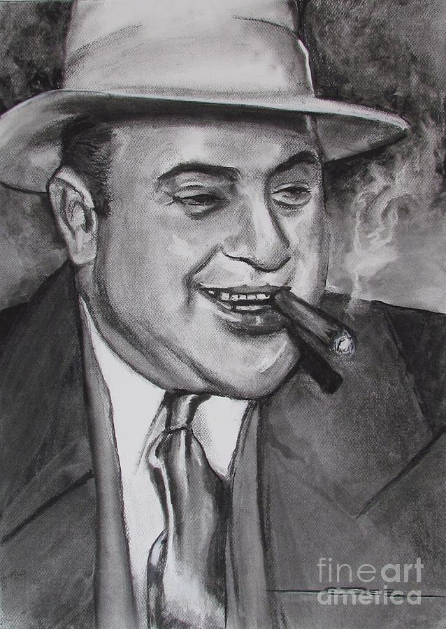 al capone the ultimate symbol of gangster rule If al capone was the nation's symbol of lawlessness ushering in an unprecedented gangster era al capone wielded more power, both raw and political, than any gangster before him alcatraz's golden rule warden.