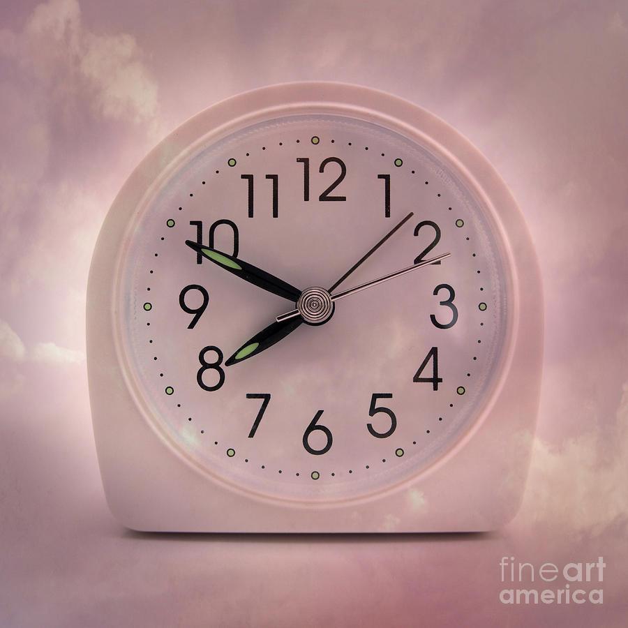 Alarrm Clock Photograph by Bernard Jaubert