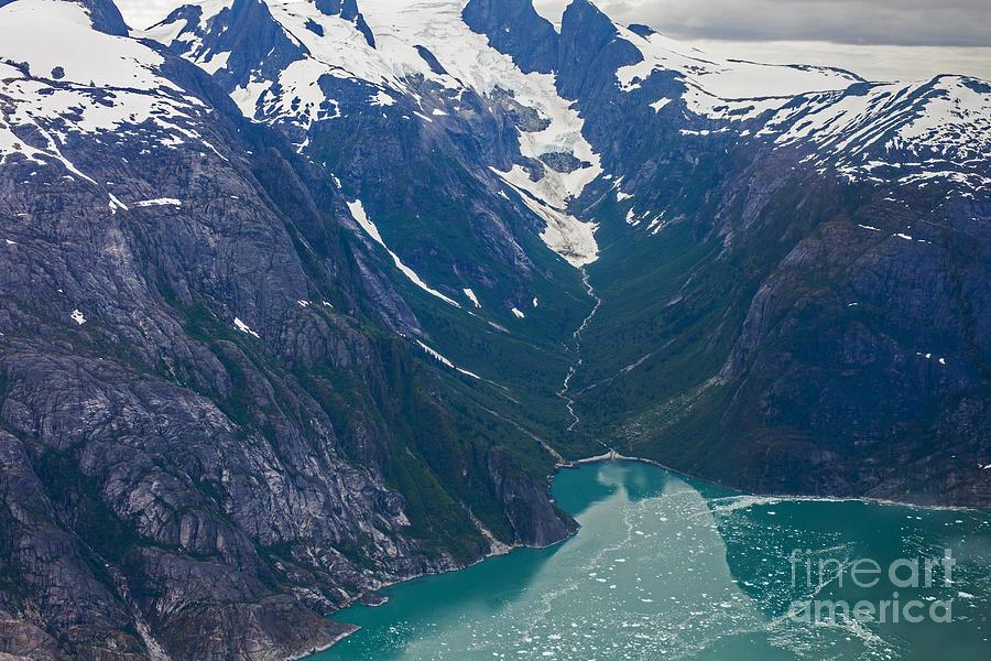 Alaska Photograph - Alaska Coastal by Mike Reid