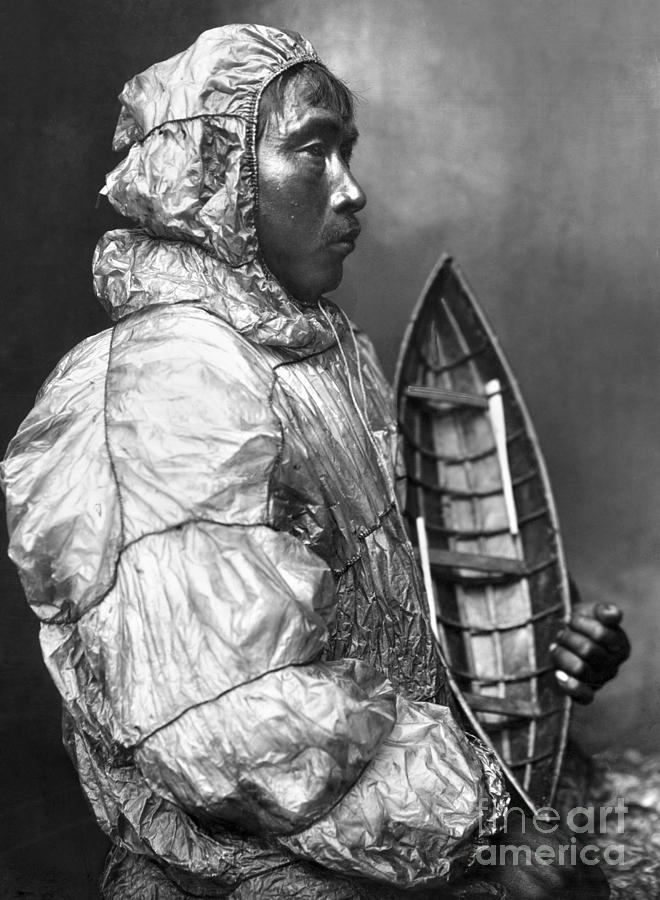 20th Century Photograph - Alaska: Eskimo by Granger