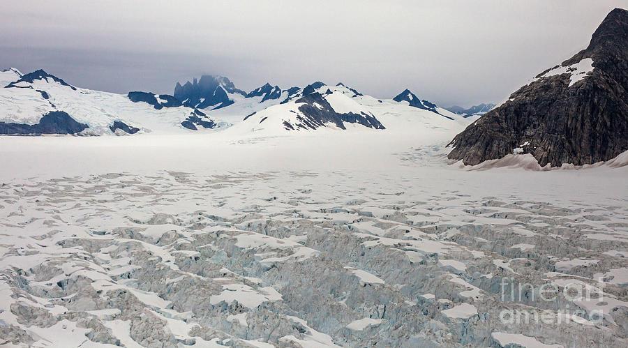 Alaska Photograph - Alaska Frontier by Mike Reid