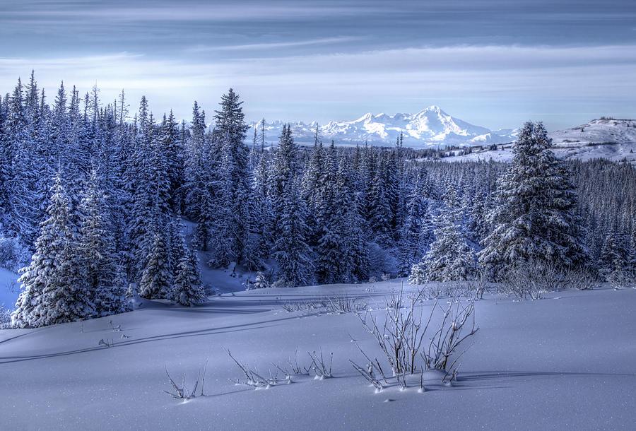 Hình Phong Cảnh Mùa Đông Alaskan-winter-landscape-michele-cornelius