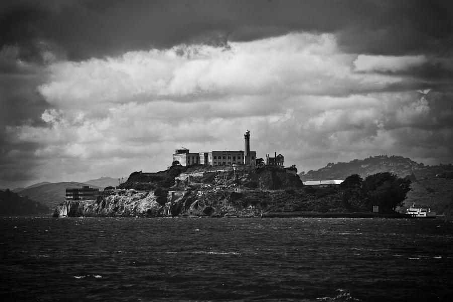 Usa Photograph - Alcatraz by Ralf Kaiser