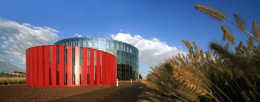 Installation Photograph - Alcorcon Arts Creation Centre by Carlos Dominguez