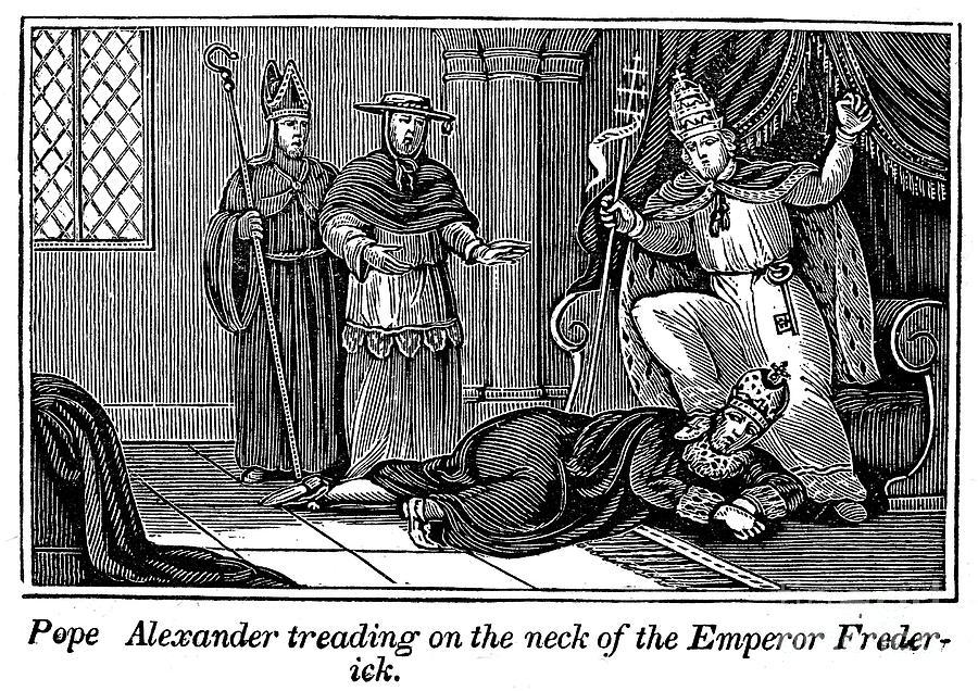 12th Century Photograph - Alexander IIi (d. 1181) by Granger
