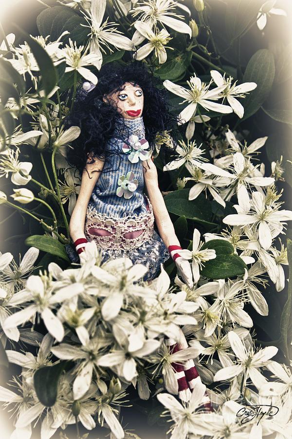 Wonderland Photograph - Alice by Cris Hayes